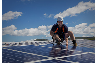Absolute solar solutions for home & business Roo's Electrical  Services